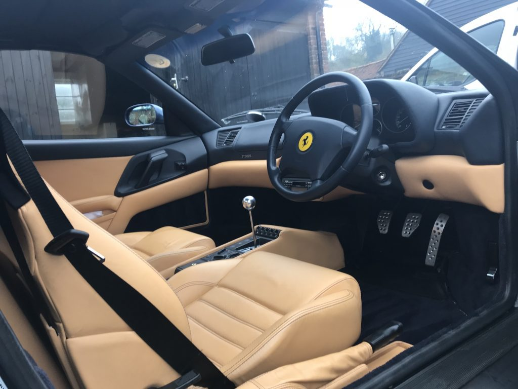 Full Interior Valet